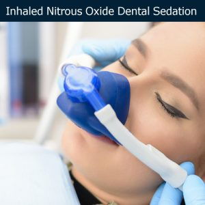 Inhaled Nitrous Oxide Sedation