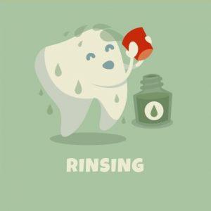 Oral Rinsing