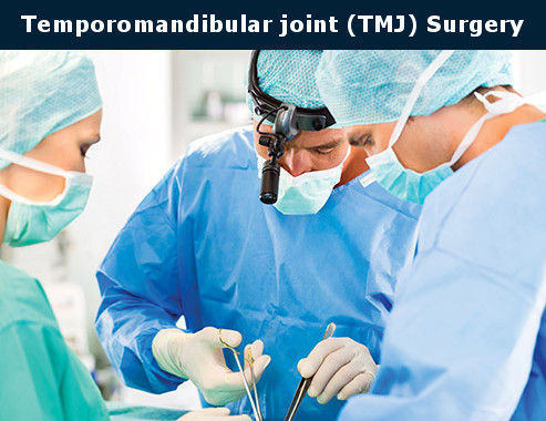 Surgical TMJ