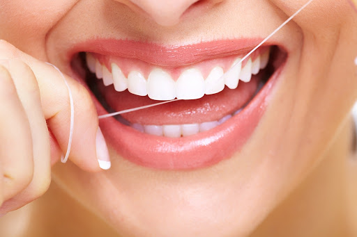 what is flossing?