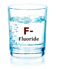 Water with Fluoride