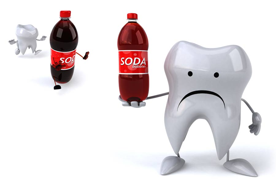 Soda and your teeth