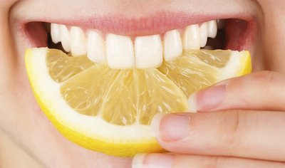 Citrus and your teeth