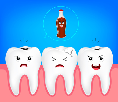 Why Soda Is Terrible for Your Teeth?