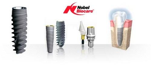 Nobel biocare implants