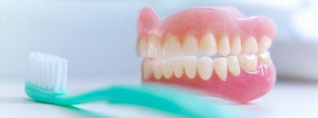 Dentures Care