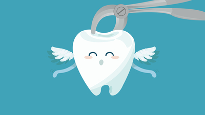 how to save knoked out tooth