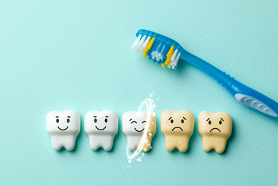 tooth wear and abrasion